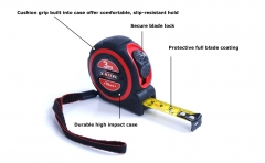 Professional Dual Scale Retractable Measuring Tape Measure 3m/10ftx16mm